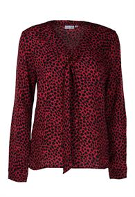 City Life dames blouse lange mouw