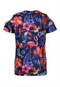 D-Zine meisjes T-shirt