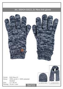 Sarlini heren handschoenen