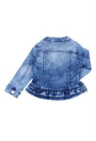 Bakkaboe baby meisjes jeans jasje