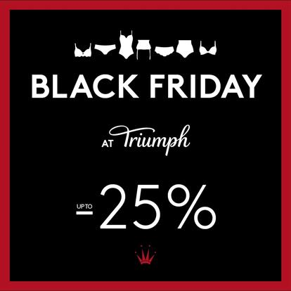 Black Friday Triumph