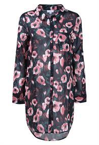 City Life dames blouse lange mouw