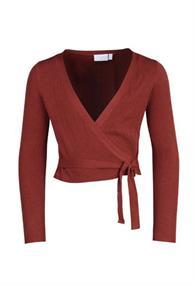 D-Zine meisjes overslag trui