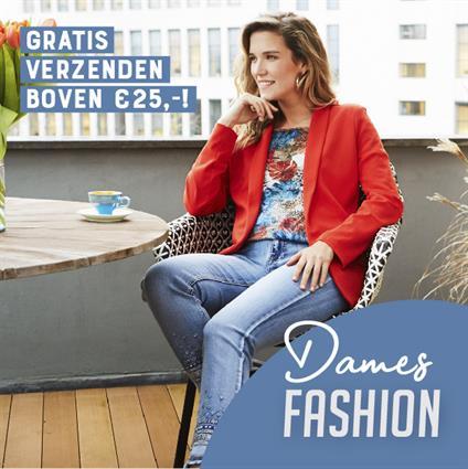 Dames fashion gratis verzenden