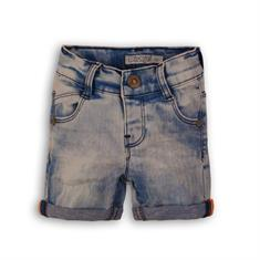 Dirkje baby jongens denim short