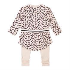 Dirkje baby meisjes jurk met legging