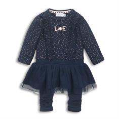 Dirkje baby meisjes jurk+legging