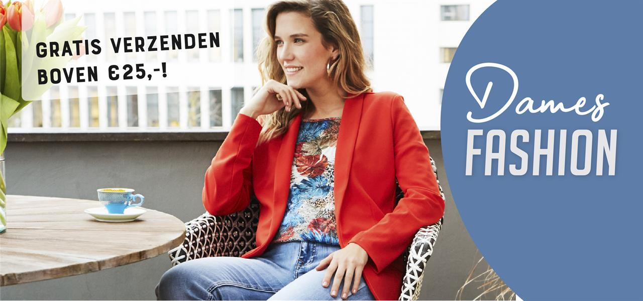 Fashion for ladies gratis verzenden