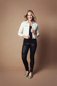 Gafair jeans dames jeans power stretch