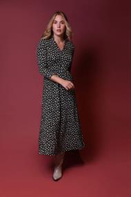 Gafair jeans dames jurk