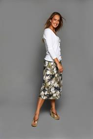 Gafair jeans dames rok