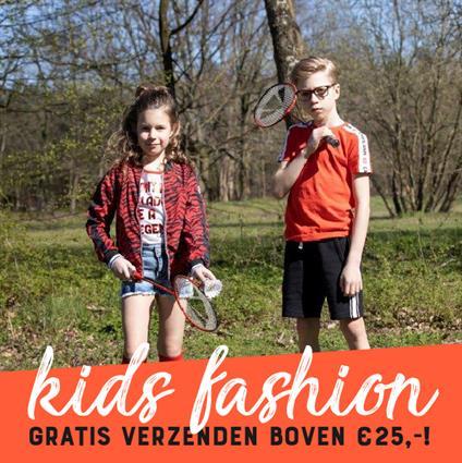 Kids fashion gratis verzenden