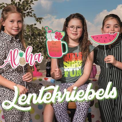 Lentekriebels Girls