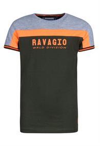 Ravagio jongens shirt korte mouw