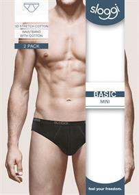 Sloggi Men Basic Mini 2Pack