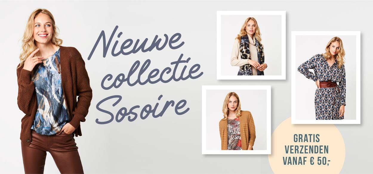 SoSoire nieuwe collectie