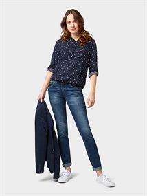 Tom Tailor dames blouse lange mouw