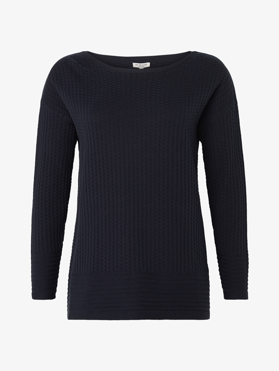 Tom Tailor dames sweater grote maten