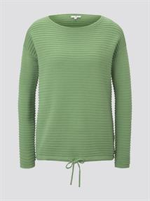 Tom Tailor dames trui lange mouw