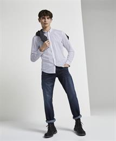 Tom Tailor heren overhemd lange mouw